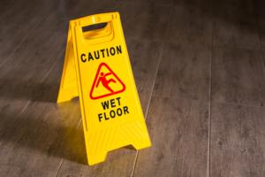 personal injury lawsuit injury at work negligence