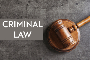 Criminal Law in Arizona